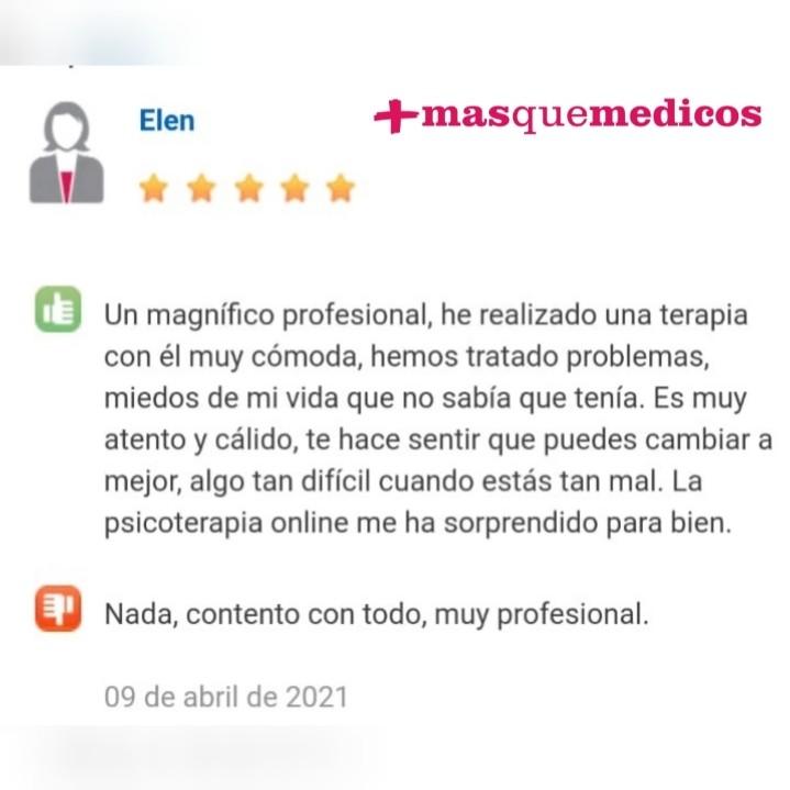 Masquemedicos Psicologo online esteban